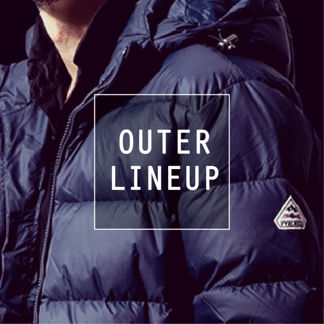 OUTER LINEUP