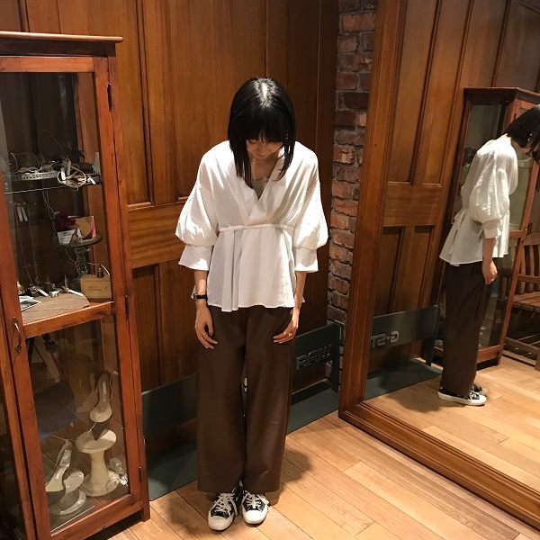 松井山手店 iocus/73522-SY/¥4,900+tax→¥2,450+tax(50%OFF)
