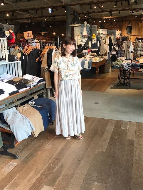 松井山手店 ANTI BALLISTIC/192MA2SH002/5,900円→30%OFF