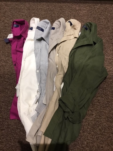 mozo ワンダーシティ店 麻・綿混合のシャツの紹介です!