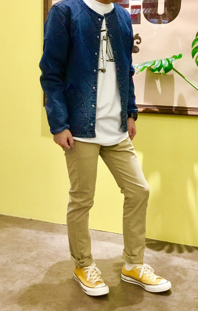 イオンモール四條畷店 【YANUK】デニムジャケット入荷!
