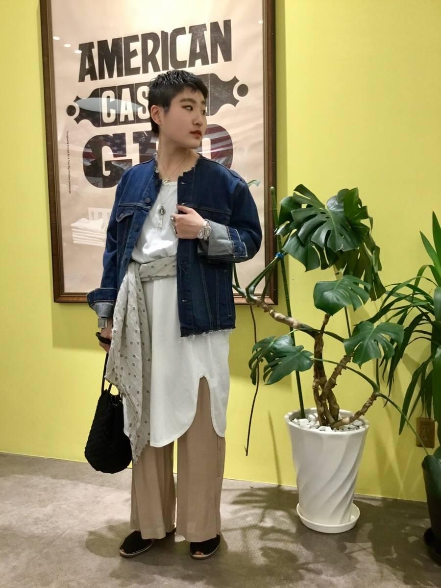 イオンモール四條畷店 【Levis】デニムジャケット