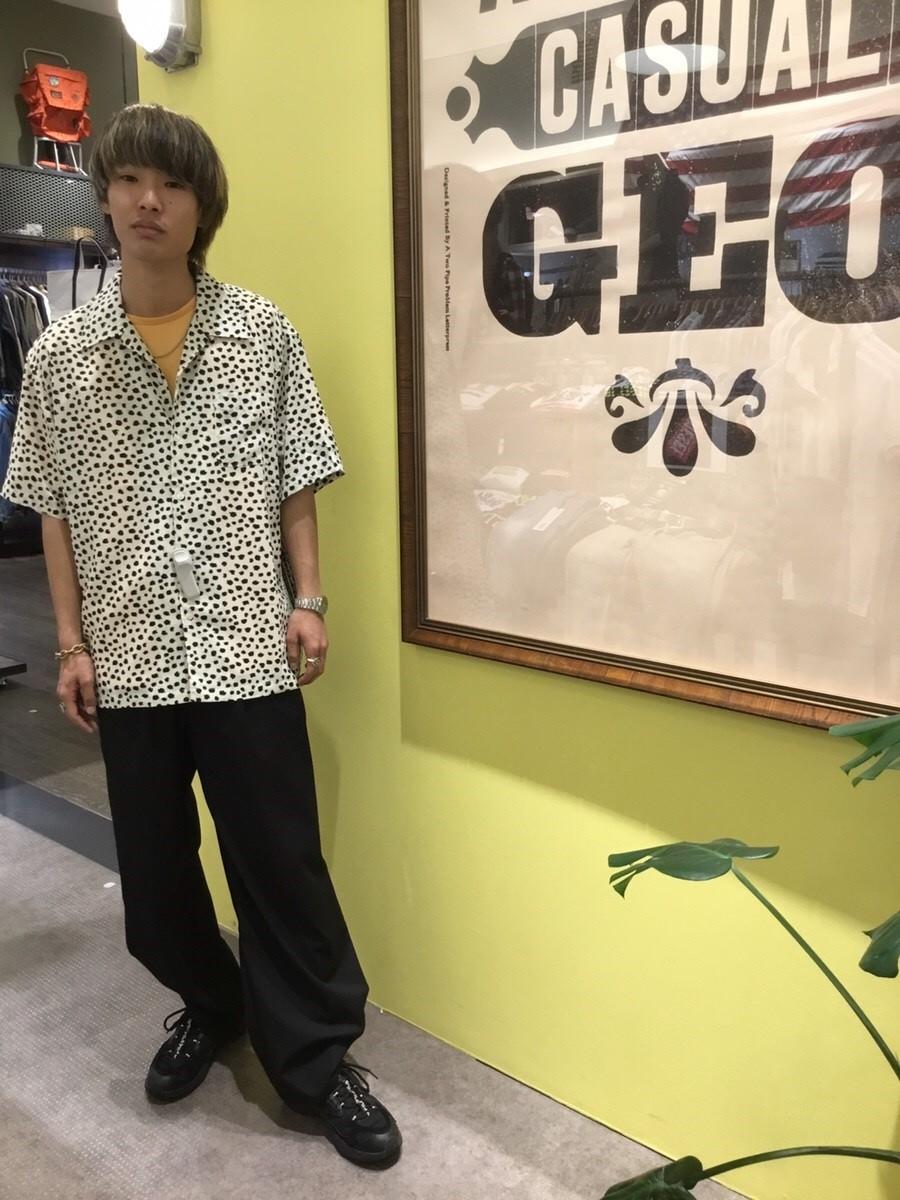 イオンモール四條畷店 ~ワンランク上げる男のシャツスタイル~
