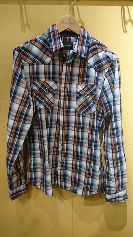 イオンモール大和郡山店 GAS ウエスタンチェックシャツ!