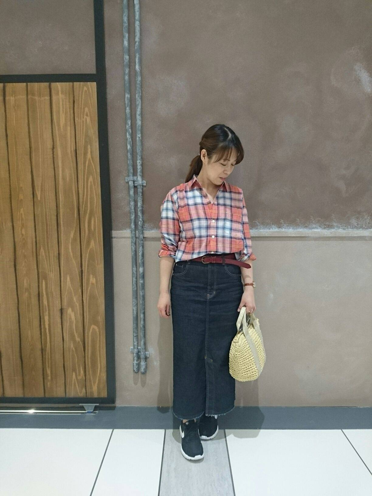 イオンモール大和郡山店 大活躍まちがいなしのおすすめシャツ!